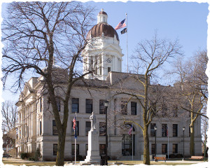 Seward County Courthouse